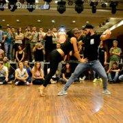 Даниил и Дезире [Bachata Sensual 2] @ Dancin Италия 2015