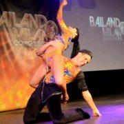 Габриэль и Летисия [Si Esta Casa Hablara] @ Танцевальный Миланский конгресс 2016