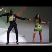 Нереа Перес Ринкон и Хосе Диас Танцевальное представление | AISF-2017