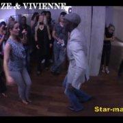 Mouaze & Vivienne - 2-я MAMBO РЕТРО КОНВЕНЦИЯ 2010