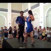 Eddie Torres & Shani Talmor. Salsa New York Style @ White Nights Salsa Fest 2013