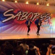 Eddie Torres and Nadia Torres Oye Como Va in Mexico SALSAFUSION congress 2016