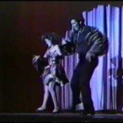 EDDIE & MARIA TORRES AT BROOKLYN ACADEMY OF MUSIC 1990