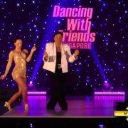 DWF 2014 - выступление Эдди Торреса и Ванессы Ласедония на «Танцах с друзьями» в Сингапуре