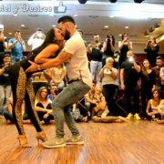 Даниэль и Дезире [Bachata Sensual] @ Dancin Italia 2015