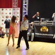 Eddie Torres & Selene Tovar Salsa 2016