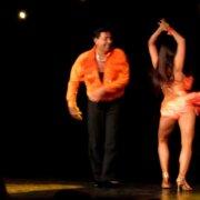 Сальса-шоу Эдди Торреса и Шани Талмор на 8 Варшавском фестивале сальсы