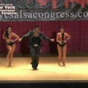 Eddie Torres & Shani, NY @ NYC Salsa Congress 2012