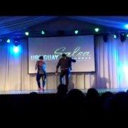 EDDIE TORRES & NOELIA AYALA -   I WANNA DANCE - Uruguay Salsa Congress 2017