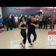 Академия сальсы DC Style: 2 месяца в академии по мобильному телефону (август-сентябрь 2013)