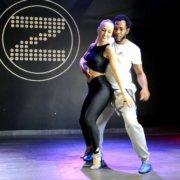 Рональд и Альба [Bachata Estilos Unidos] @ Dancin Fusion 2016