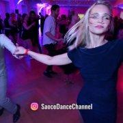 Саиф Да и Светлана Малышева Сальса Танцы на Волшебном Словенском Фестивале Сальсы, Сб 19.01.2019