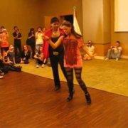 Эдди Торрес и Шани Талмор - Footwork ON2 - Стамбульский фестиваль танца 2013 - музыка