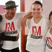 Эдди Торрес размышляет о сессиях JAM
