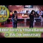 Эдди Торрес и Кьяра Бароне @ LVG 7 лет