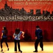 Итоги семинара Эдди Торреса - Международный конгресс по сальсе в Нью-Йорке 2012 года (суббота - 01.09.12)
