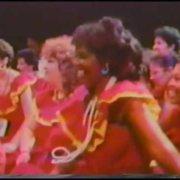 TITO PUENTE & EDDIE TORRES DANCERS  TRIBUTE TO MACHITO AT THE APOLLO THEATER 1987