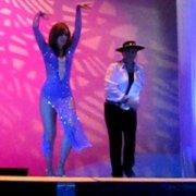Эдди Торрес и Мелисса Росадо @ Гамбург Сальсафестиваль 2009