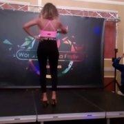 Mambo Shines -  Eddie Torres & Bersy Cortez -  3rd World Stars Salsa Festival