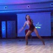 Gulden Melek Сольный танцевальный спектакль | Adana Salsa Weekend - 2015