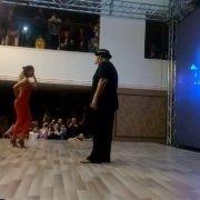 Boogaloo - Eddie Torres & Bersy Cortez - 3rd World Stars Salsa Festival