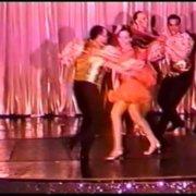 EDDIE TORRES DANCERS AT THE ROSELAND BALLROOM N Y C  1999