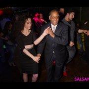 Лучший сальса-танец Эрла Раша и Николь - Eden Friday Jam (3.18.16)