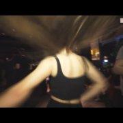 DILARA SOKMEN & MELIH UNLU СОЦИАЛЬНАЯ САЛЬСА | DANSADRES LATIN DANCE NIGHT