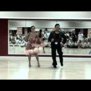 Эдди Торрес и Гризель Понсе @ Dance Boulevard, Сан-Хосе, Калифорния 2009