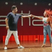 Маурицио Болло и Симона [Dos Amantes] @ Dancin Bachata Fusion Festival 2018