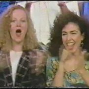 EDDIE TORRES DANCING WITH HIS MOM ON THE SALLY JESSE RAPHAEL SHOW A PRECIOUS MOMENT FOR ME 1990