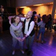 Ирина Юркина и Дмитрий Самонов - социальные танцы @ Mambolove