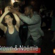Шака Браун и Ноеми