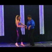Eddie Torres & Bersy Cortez Salsa On2 Partnerwork Workshop