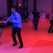Амаури (Ямуле, Нью-Йорк) и Джессика (Хьюстон, Техас) социальный танец @ BIG Salsa Festival 2013