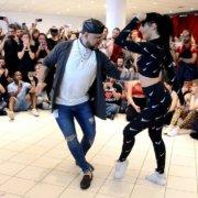 Карлос Эспиноза и М-Анджелес [Mia] @ Paris Bachata Festival 2018
