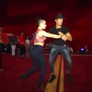 ANGELO J.RITO & EZGI TIME СОЦИАЛЬНАЯ САЛЬСА ДАНС | 1.ISMIR DANCE CONGRESS