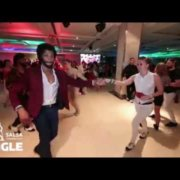 Terry SalsAlianza & Alex - социальные танцы @ PISC19