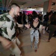 Талал и Мишель Моралес - социальные танцы @ PISC19