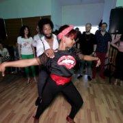 Terry SalsAlianza & Cecile - Социальные танцы | Сальса Фестиваль наркоманов 2019