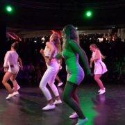 Движение Mistura Ladies (Гаага) - Чувственные шоу (Конгресс в Берлине, Сальса, 2018)