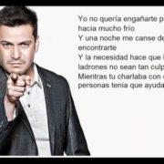 Víctor Manuelle - No queria engañarte (letra)