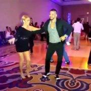 Лоуренс Гарсия и Джесси Эли Янг @ Tucson Salsa Bachata Dance Festival 2015