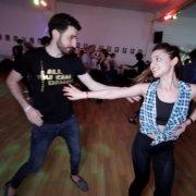 Pako Sanmartin & Monica Ionita - Социальные танцы   Сальса Фестиваль наркоманов 2019