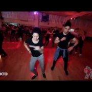 Джеймс Стивенс и Тули Мар - Социальные танцы | Сальса Фестиваль наркоманов 2019