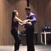 Эдди Торрес и Шани Талмор - ON2 партнерская работа с музыкой