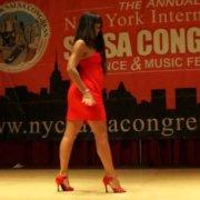 Мастерская Эдди Торреса и Гризель Понсе сальса on2 сияет part1 @ NY Salsa Congress 2011