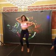 Эдди Торрес и Берси Кортез на 3-м фестивале сальсы World Stars 2017 в Болгарии