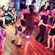 Джин (он же Танцор) Сальса Танцы в Корее и Японии Фестиваль сальсы