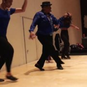 Eddie Torres shines - New York Salsa and Bachata Festival 2017